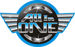 All In One, logo